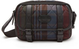 Mulberry Urban Small Messenger Multicolour Quilted Heritage Check