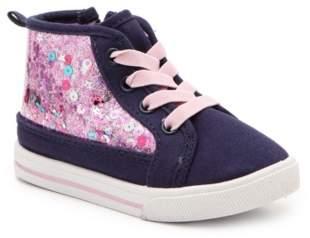 Osh Kosh Gretal High-Top Sneaker - Kids'