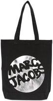 Marc Jacobs logo tote - men - Cotton - One Size