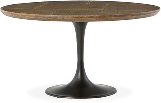 "One Kings Lane Ray 55"" Dining Table - Light Oak"