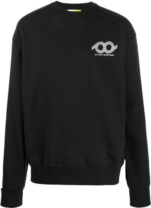 Geym Side Panel Sweatshirt