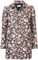 RED Valentino all-over print coat