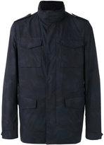 Etro Safari jacket - men - Cotton/Polyester/Acetate/Cupro - L