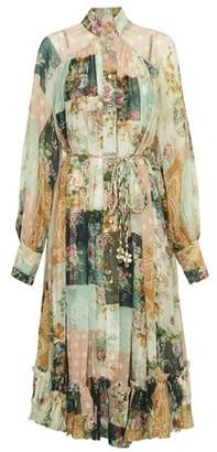 Zimmermann Smock midi dress