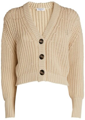 Claudie Pierlot V-Neck Cardigan