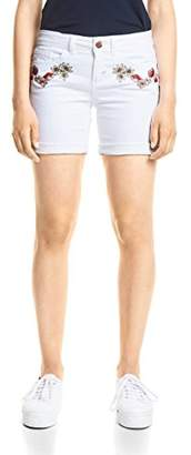 Street One Women's 371455 Kate Bermuda Shorts,UK 4