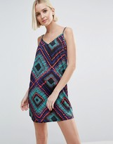 Brave Soul Printed Cami Dress