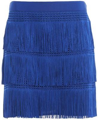 Alberta Ferretti Albert Ferretti Flapper Mini Skirt