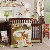 Lambs & Ivy Woodland Tales 4 Piece Baby Crib Bedding Set by by