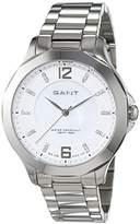 Gant Women's Quartz Watch with Pearl River Analogue Quartz Stainless Steel W70712