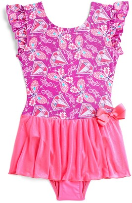 Danskin Girls' Jojo Siwa Skirtall