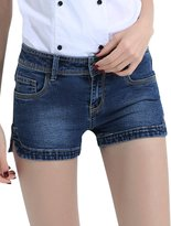 Demon&Hunter Junior's Series Dark Wash Denim Short DH6002
