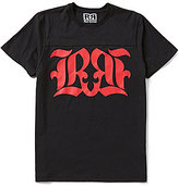 Rock Revival Home Game Embroidered Short-Sleeve Graphic Tee
