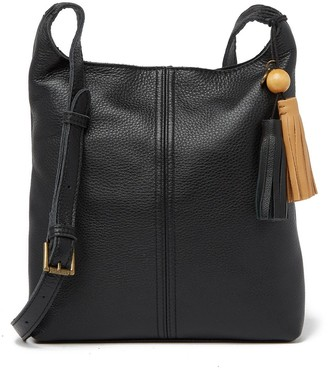 The Sak Huntley Leather Crossbody Bag