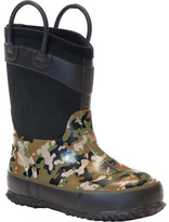 Western Chief Infant Boys' Wilderness Camo Neoprene Boot