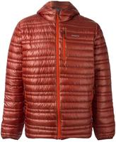 Patagonia hooded padded jacket