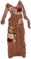 Dolce & Gabbana Pink Cotton Dress for Women