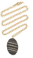 Cvc Stones Aline 18K Gold, Diamond And Stone Necklace