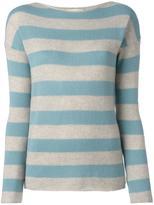 Etro striped jumper - women - Viscose/Cashmere/Wool - 40