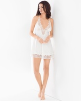 Soma Intimates Paige Sleep Chemise with Lace