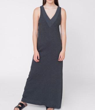 Beaumont Organic Grey Kira Maxi Dress - S - Grey