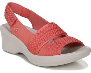 Bzees Fiona Washable Slingback Sandals Women's Shoes