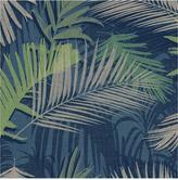 Boutique Jungle Glam Blue/green Wallpaper