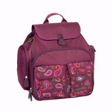 Babymoov Glober Diaper Bag - Cherry