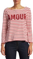 Cinq à Sept Amour Breton Stripe Top