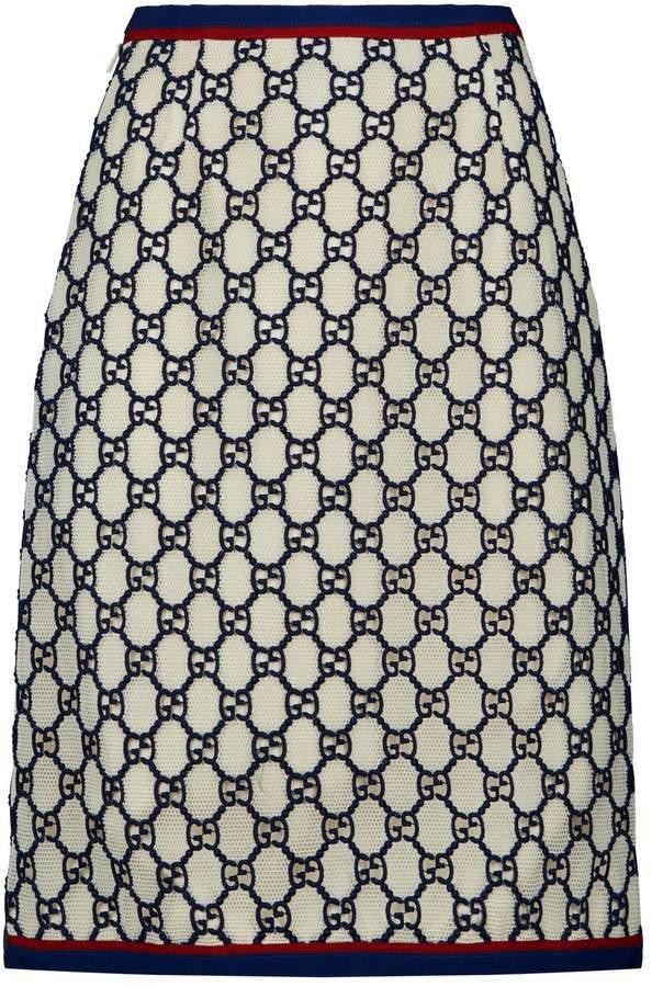 4e9e8eb94 Gucci White Skirts - ShopStyle UK