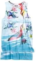 Molo Ro Bird Cover-Up T-shirt Dress