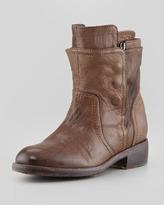 Vera Wang Ozita Leather Flex Boot, Light Brown