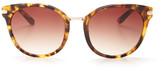 GUESS Women&s Round Sunglasses