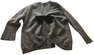 Marc Jacobs Grey Wool Knitwear for Women