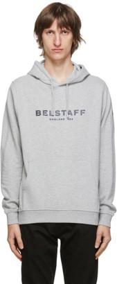 Belstaff Grey 1924 Hoodie
