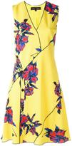 Proenza Schouler sleeveless floral print dress - women - Silk - 2
