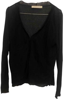 Miu Miu Black Cotton Knitwear for Women