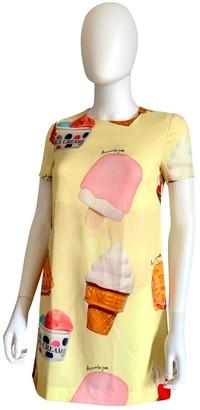 Au Jour Le Jour Yellow Dress for Women