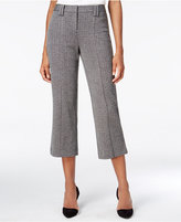 Bar III Kickflare Cropped Pants, Only at Macy's