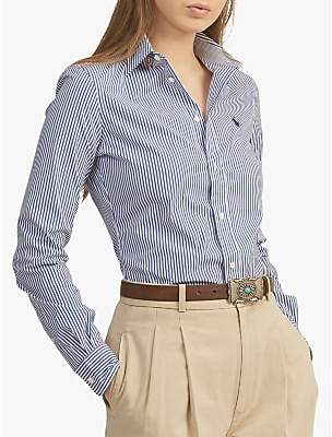Ralph Lauren Polo Slim Fit Striped Shirt