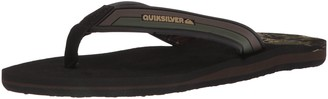 Quiksilver Men's Molokai New Wave Deluxe Sandal