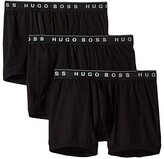 HUGO BOSS Boxer Brief 3-Pack BM US 50325384 (Black) Men's Underwear