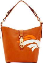 NFL Broncos Lily Bucket
