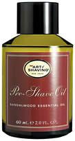 The Art of Shaving Pre-Shave Oil, Sandalwood