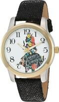 Disney Women's 'Alice in Wonderland' Quartz Metal Watch