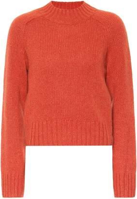 Vince Cashmere mockneck sweater