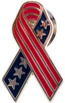 Tiffany & Co. American Flag Ribbon Pin