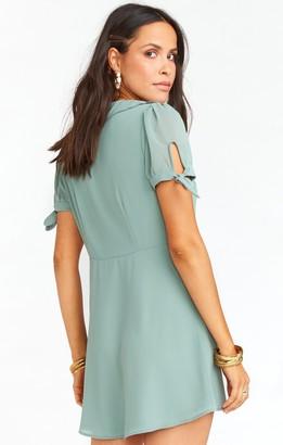 Show Me Your Mumu Natasha Mini Dress
