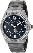 U.S. Polo Assn. Men's Gun-Metal Analogue Dial Expansion Watch USC80028