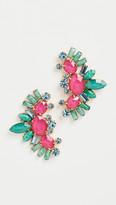Thumbnail for your product : Elizabeth Cole Luella Earrings